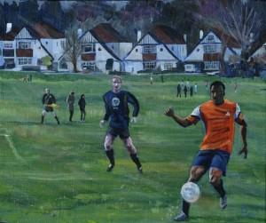 Lloyd Park Football 1