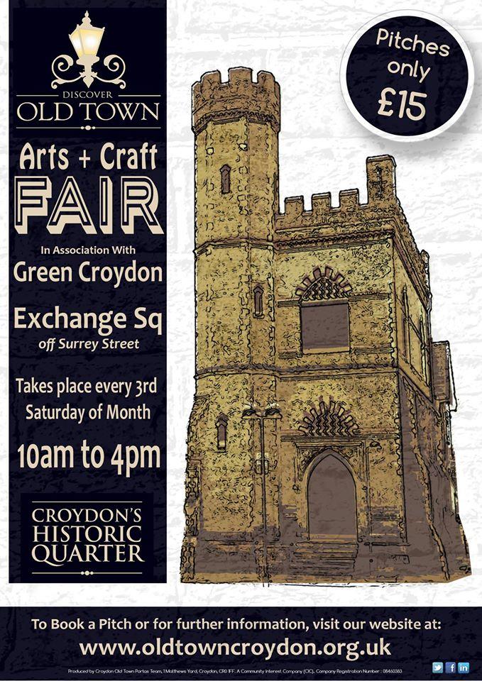 Croydon Arts And Craft Fair